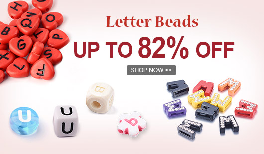 Letter Beads UP TO 82% OFF
