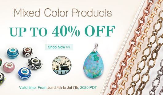 Mixed Color Products UP TO 40% OFF