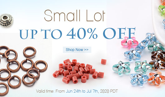 Small Lot UP TO 40% OFF