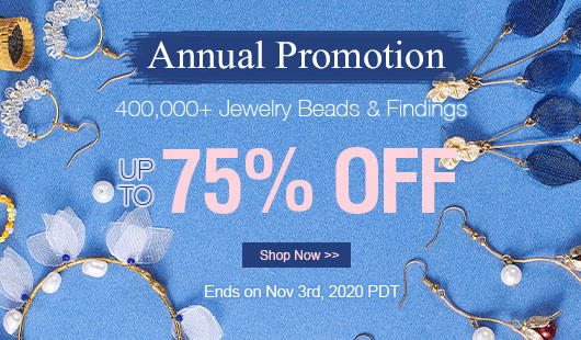 Annual Promotion UP TO 70% OFF