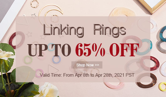 Linking Rings UP TO 65% OFF