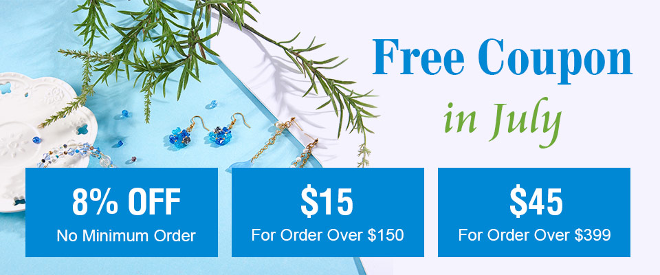 Free Coupon in July