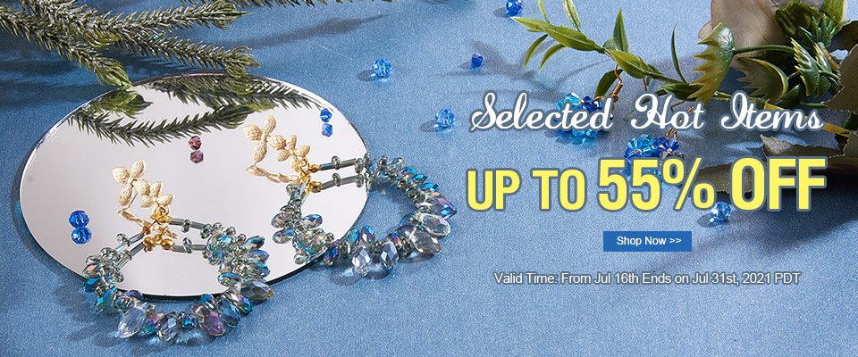 Selected Hot Items UP TO 55% OFF
