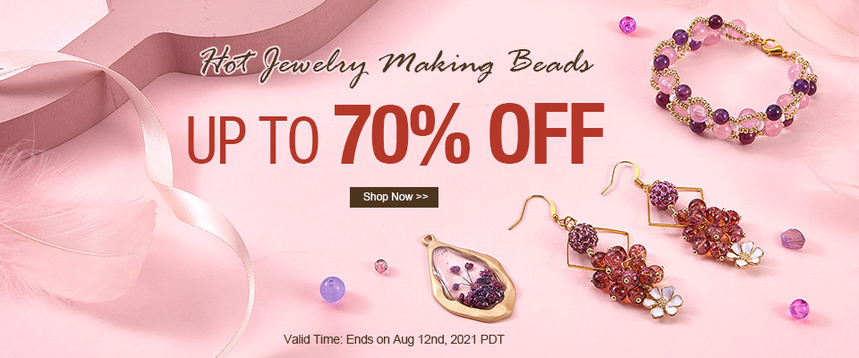 Hot Jewelry Making Beads UP TO 70% OFF