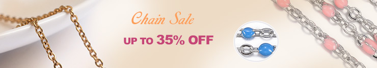 Chain Sale UP TO 35% OFF
