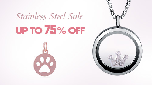 Stainless Steel Sale UP TO 75% OFF