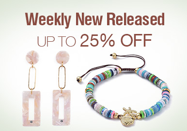 Weekly New Released Up To 25% OFF