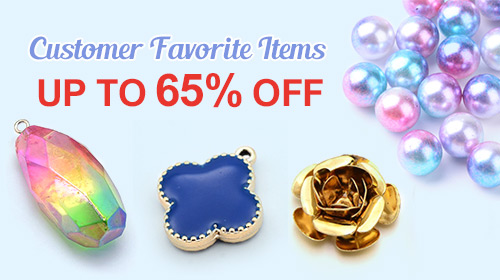Customer Favorite Items UP TO 65% OFF