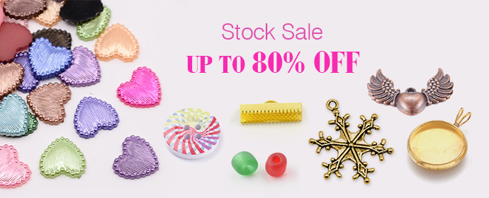 Stock Sale UP TO 80% OFF