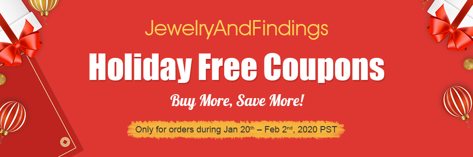 jewelryandfindings Free Coupons