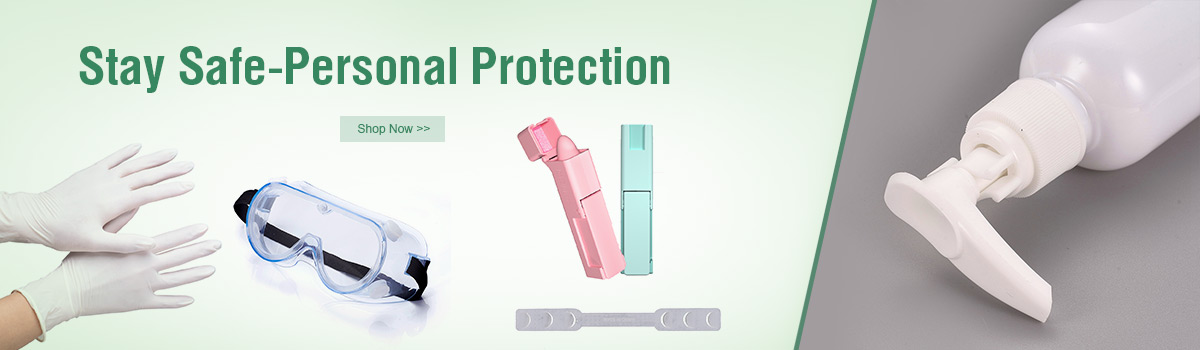 Stay Safe-Personal Protection