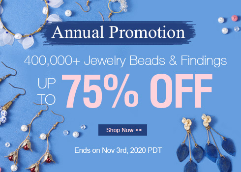 Annual Promotion  Up to 75% OFF