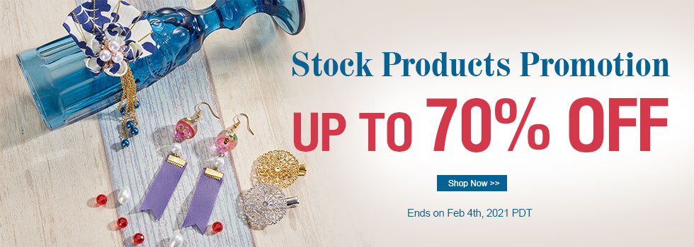 Stock Products Promotion UP TO 70% OFF