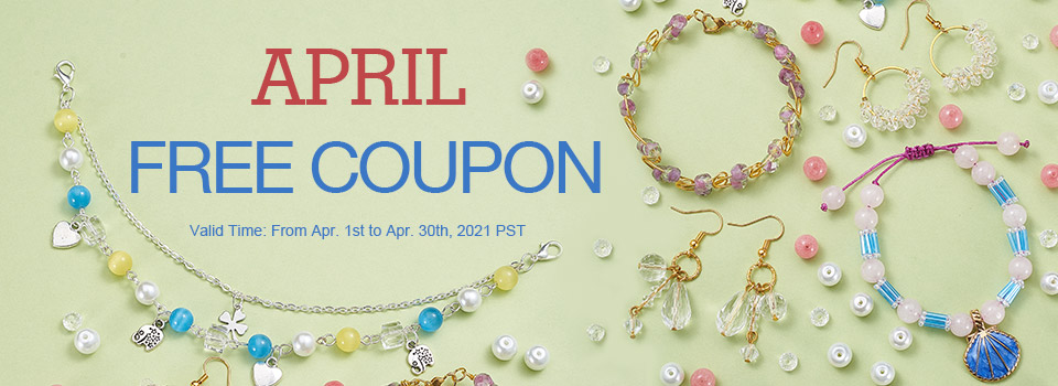 Free Coupon in March