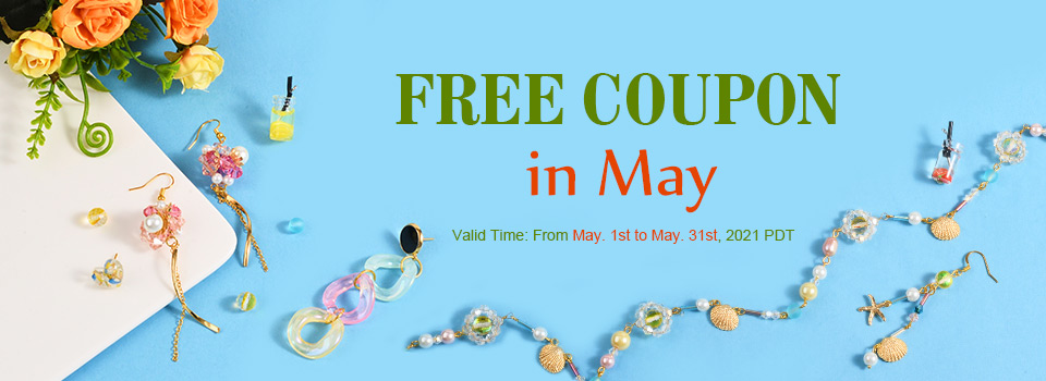 Free Coupon in May