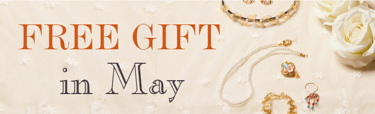 Free Gift In May