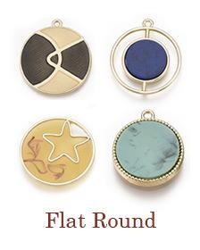 Flat Round