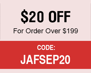 $20 For Order $199+
