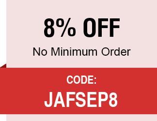 8% OFF
