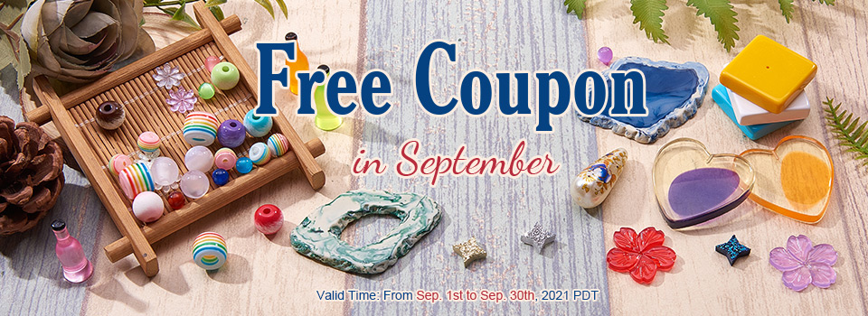 Free Coupon in September